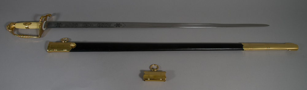 US Naval Officer's Sword