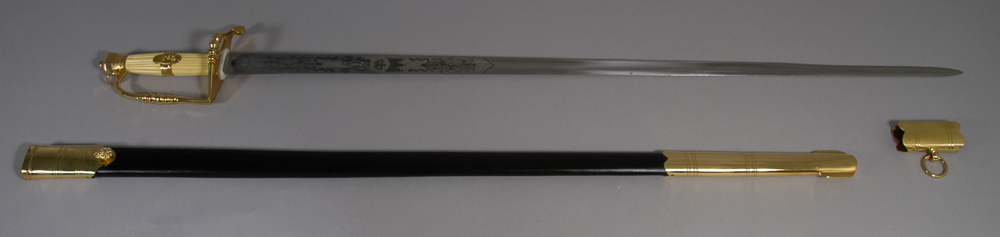 British Naval Officer's Sword