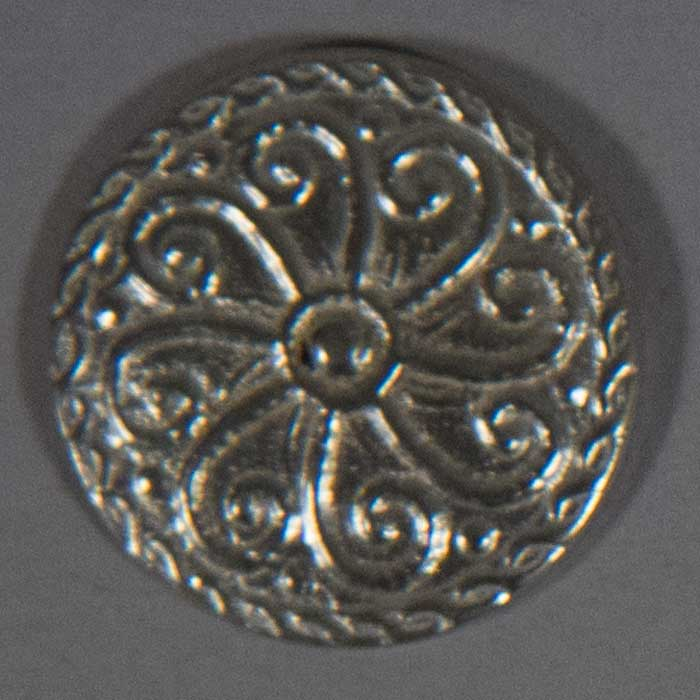 Celtic Swirl, Pewter, 5/8""
