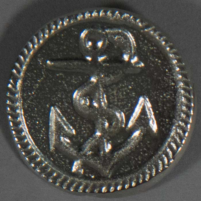British Royal Navy, Pewter, 15/16""