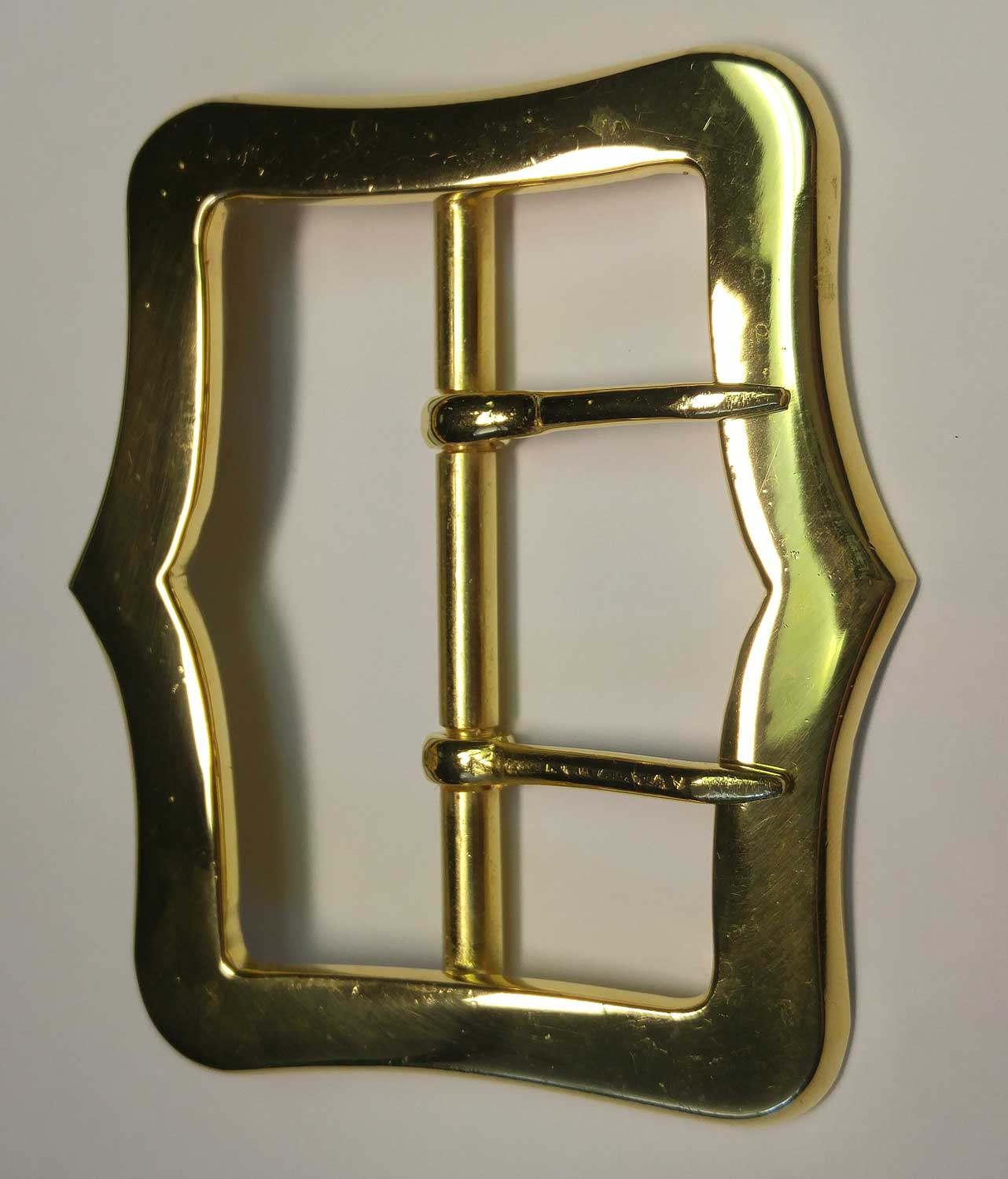 "Buckle, Gold 63mm (2-1/2"")"