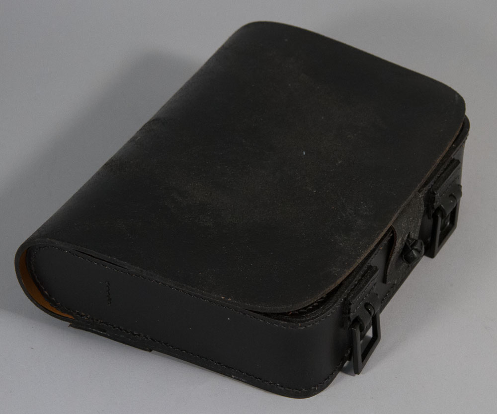 Cartridge Box, Rawles, c1777