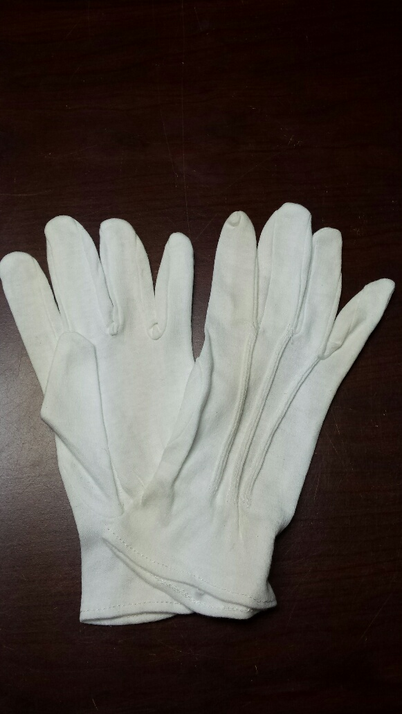 Parade Cotton Gloves