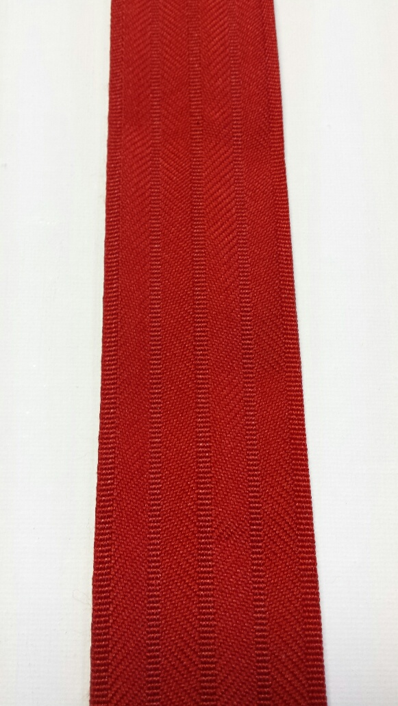 "Garter Flash Ribbon, Highland Regiment, 44mm (1-5/8"")"