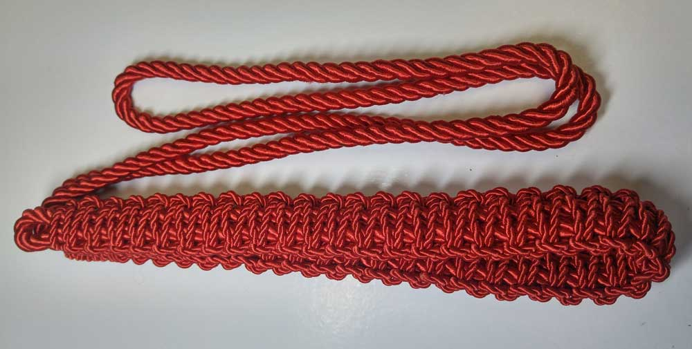 Shoulder Cord, Red