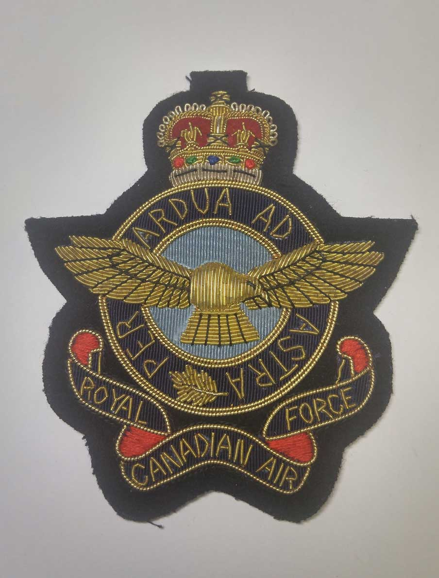 Crest: Royal Canadian Air Force