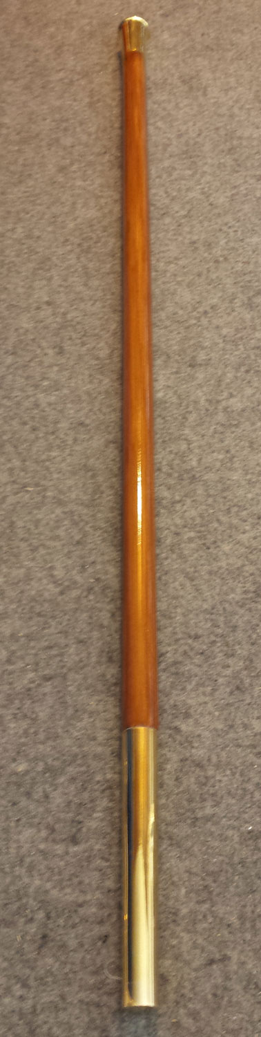 Drill Cane, Tapered, Maple