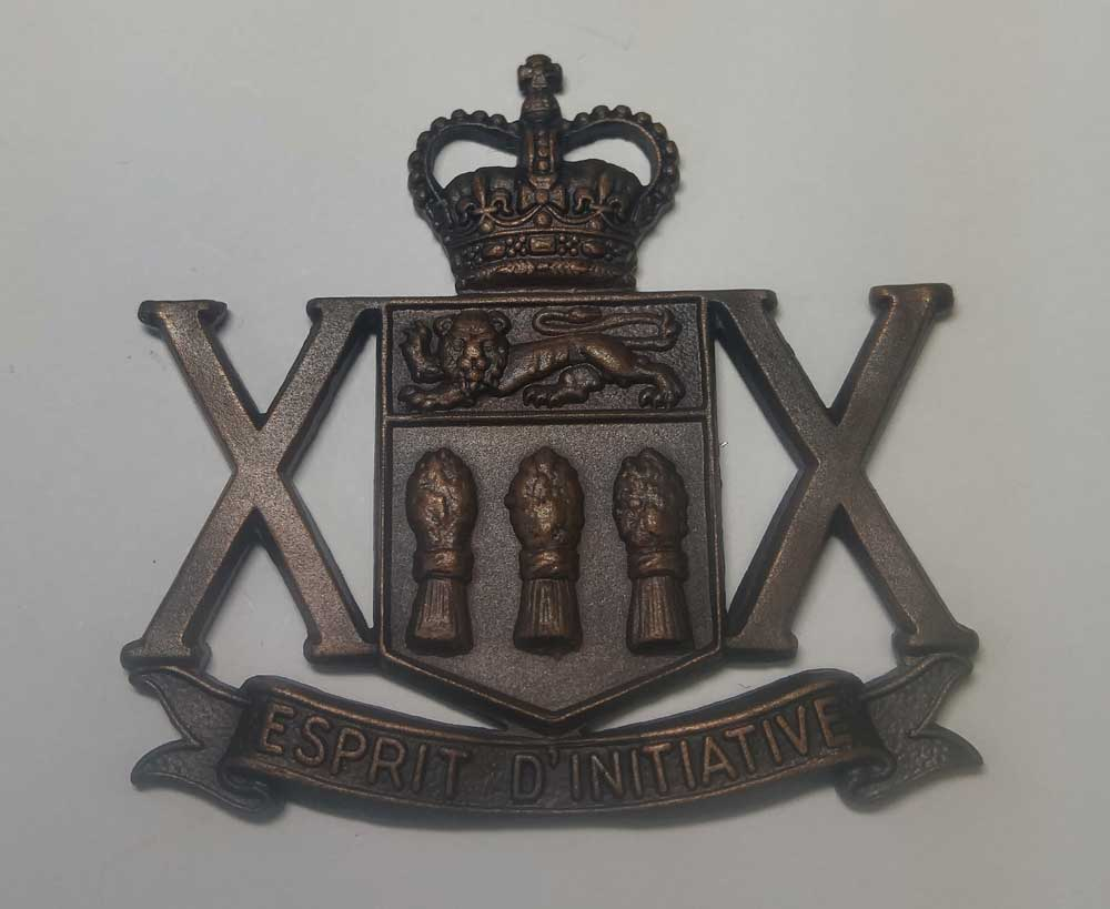 Badge: Regimental
