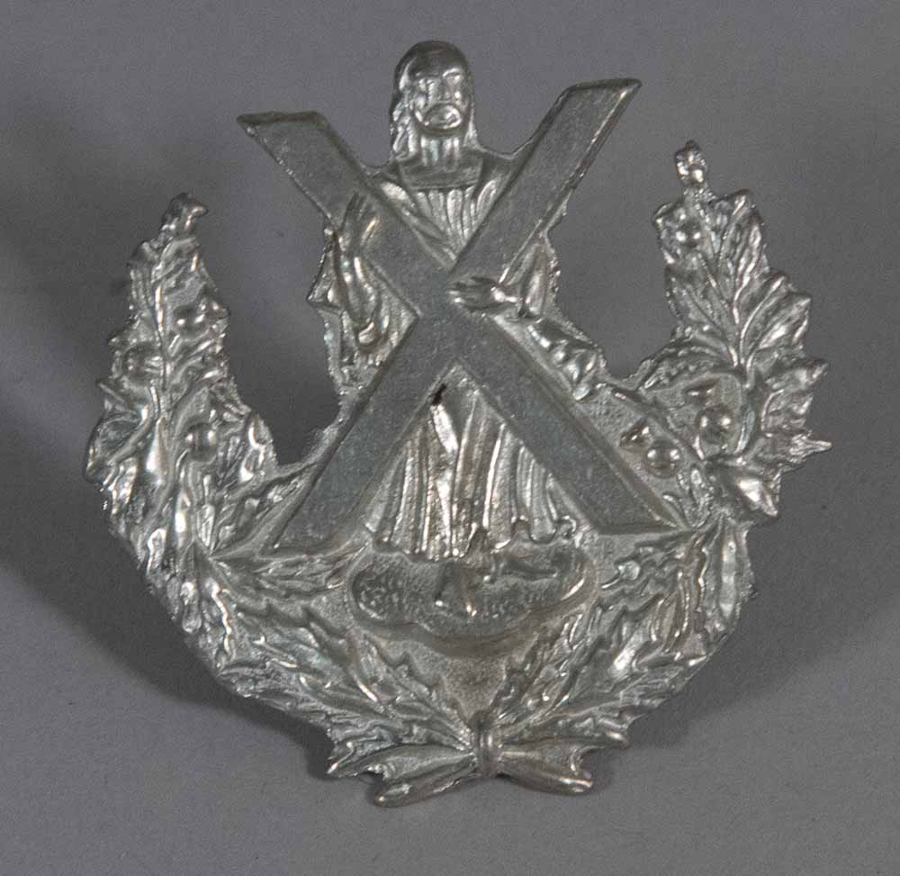 Badge: Cameron Highlanders, Imperial
