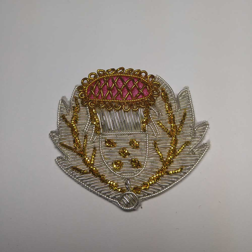 Badge: Decorative Embroidery