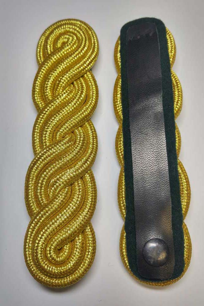 "Shoulder Twist, Gold, CAF, 150mm (5-7/8"")"