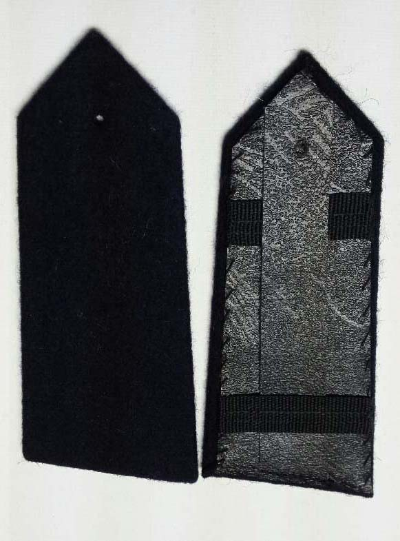 "Shoulder Board (hard), Plain, 140mm (5.5"")"
