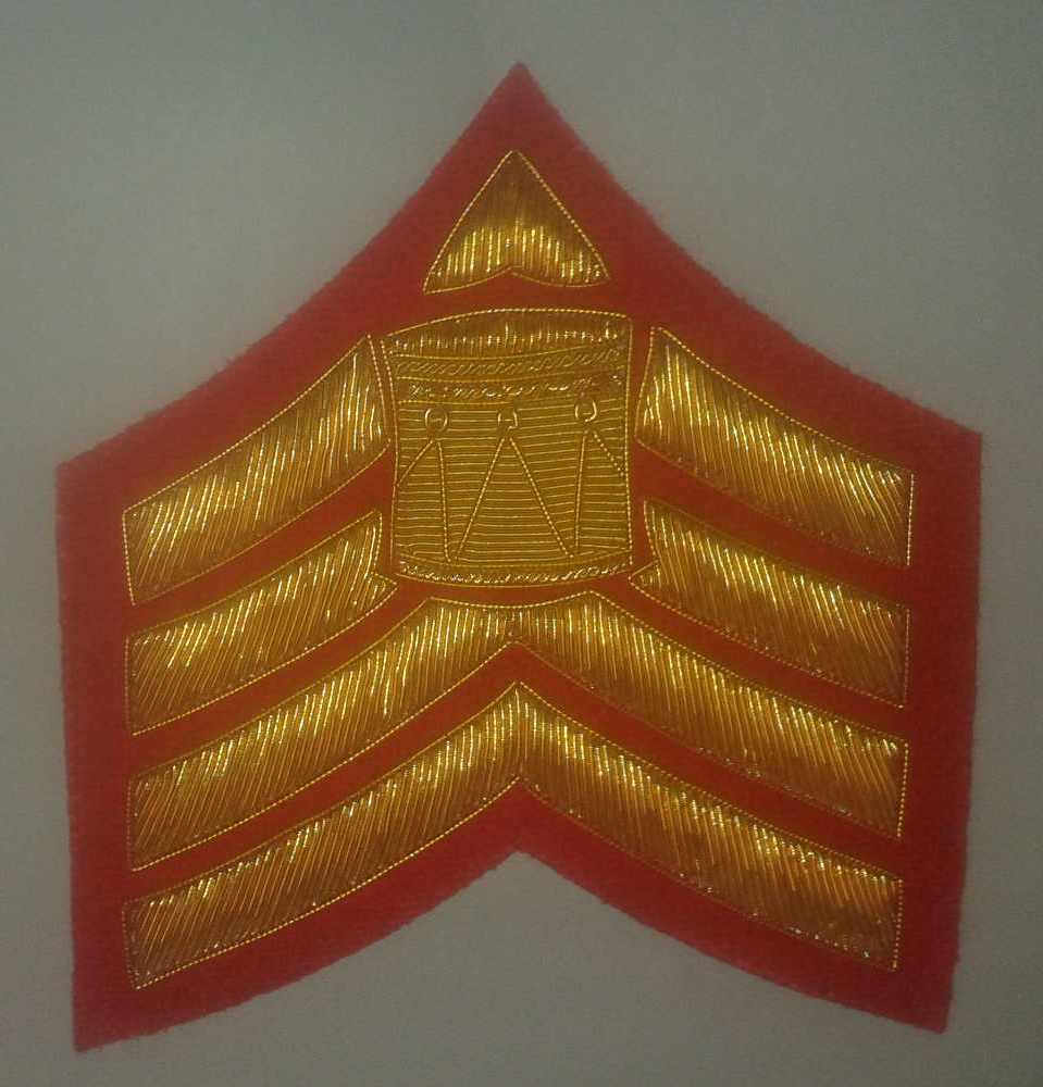 Drum Major (red)